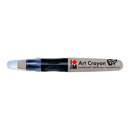 Art Crayon - Zilver 082