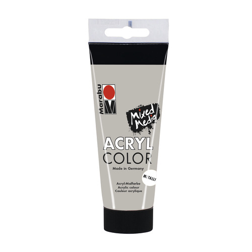 Acrylcolor 100 ML - Zilver