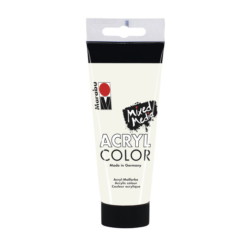 Acrylcolor 100 ML - Wit