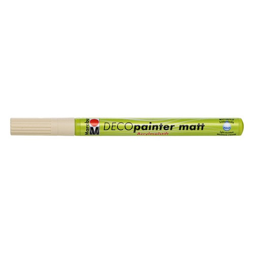 Deco painter 1-2 mm - Beige