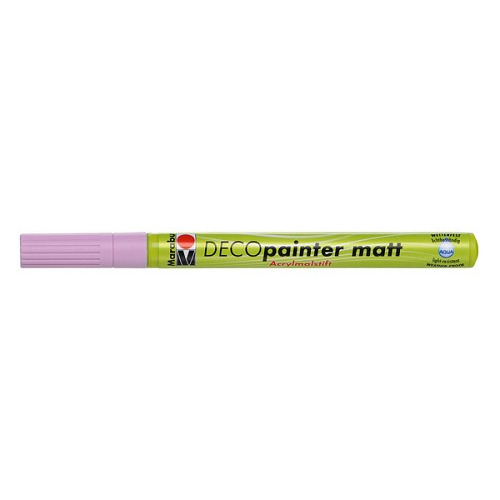 Deco painter 1-2 mm - Pastelroze