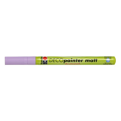 Deco painter 1-2 mm - Mauve pastel