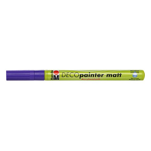 Deco painter 1-2 mm - Amethyst