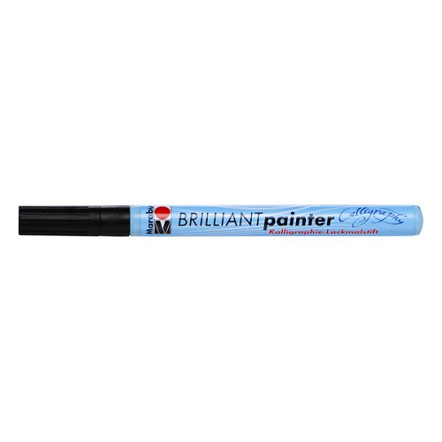 Brilliant painter 1 - 2.5 mm
