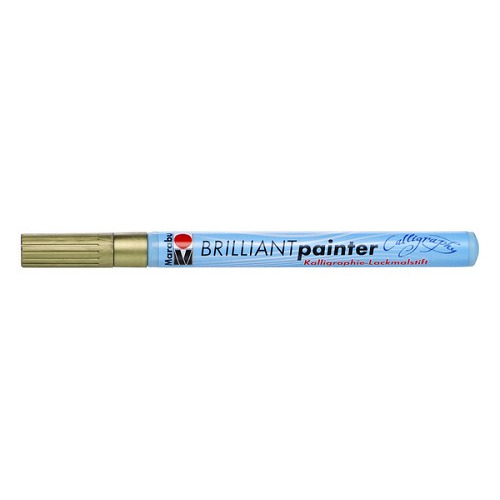 Brilliant painter 1 - 2.5 mm - Goud