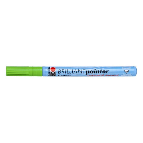 Brilliant painter 0.8 mm - Kiwi