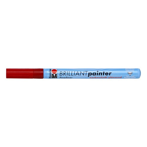 Brilliant painter 0.8 mm - Kersen