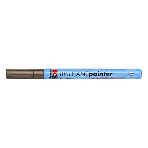 Brilliant painter 0.8 mm - Koper