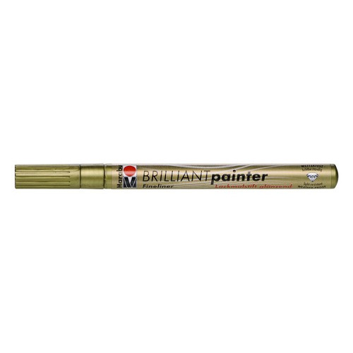 Brilliant painter 0.8 mm - Goud