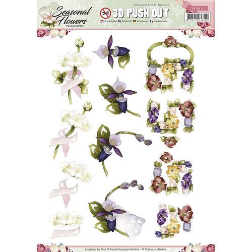Pushout - Precious Marieke - Seasonal Flowers -