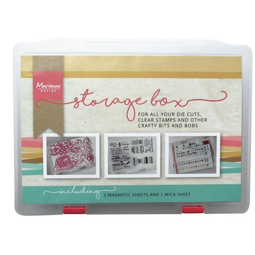 Marianne D  Storage box LR0006 18,0x24,5cm (01-17)