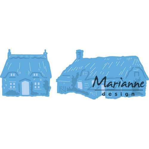 Marianne D Creatable Tiny`s cottages LR0453 9,5x12,0cm (01-17)