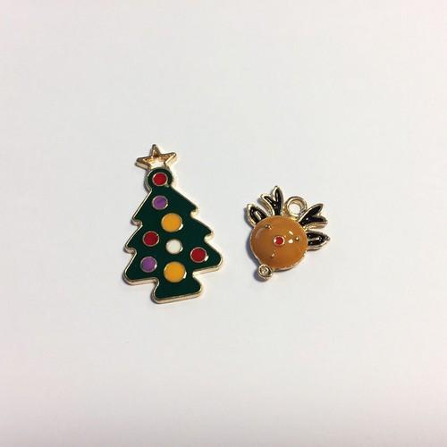 Kerst Bedels Kertsboom & Rendier 12422-2203