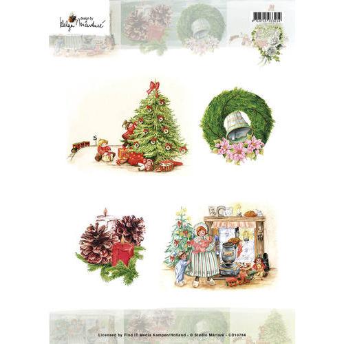 3D Knipvel - Studio Martare - Pictures - Kerst