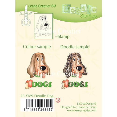 Doodle clear stamp Dog