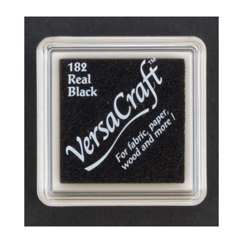 Versacraft Inkpad small Real Black