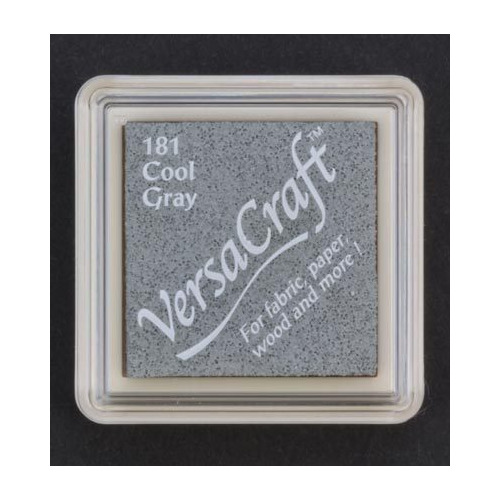 Versacraft Inkpad small Cool Gray