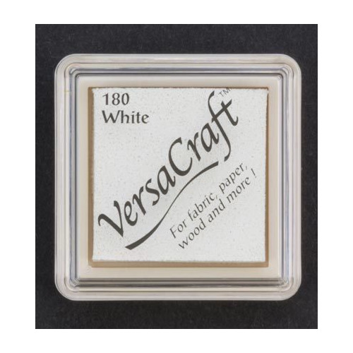 Versacraft Inkpad small White