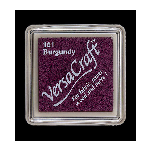 Versacraft Inkpad small Burgundy