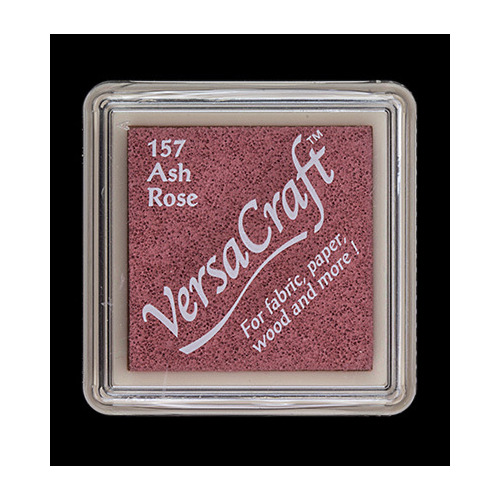 Versacraft Inkpad small Ash Rose
