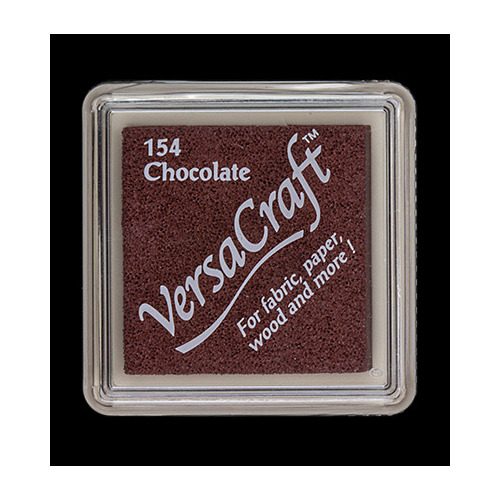 Versacraft Inkpad small Chocolate
