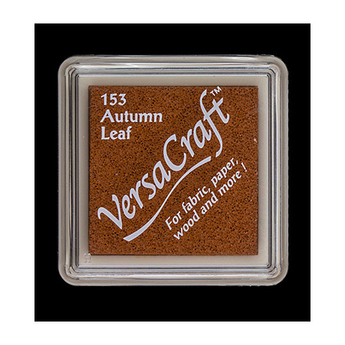 Versacraft Inkpad small Autumn Leaf
