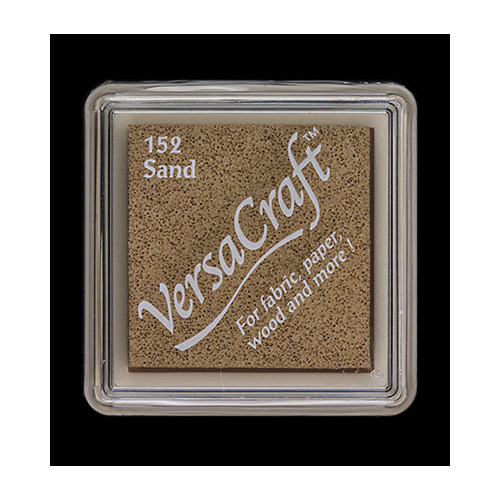 Versacraft Inkpad small Sand
