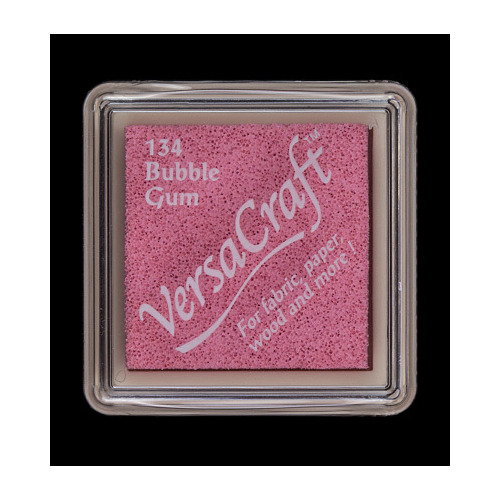 Versacraft Inkpad small Bubble Gum