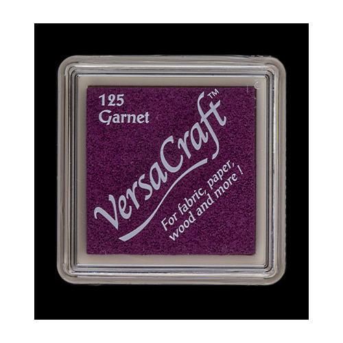 Versacraft Inkpad small Garnet