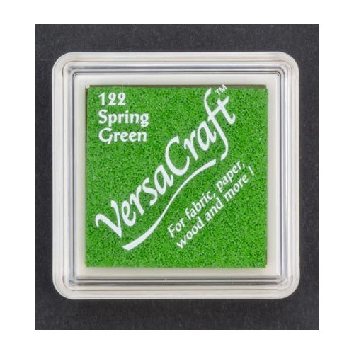 Versacraft Inkpad small Spring green