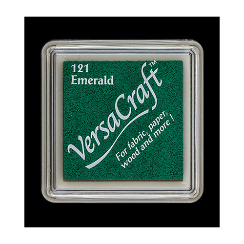Versacraft Inkpad small Emerald