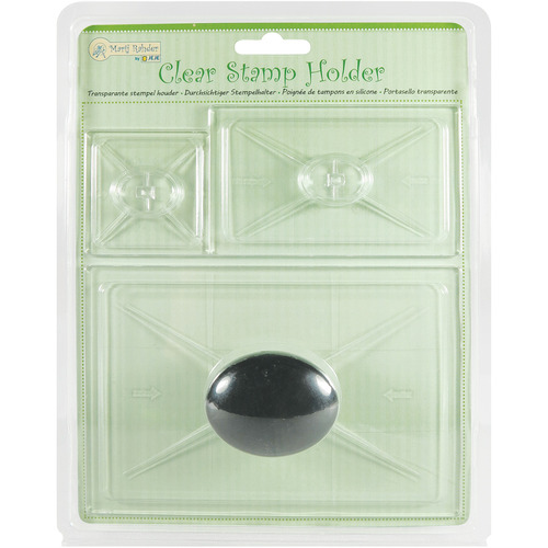 MRJ Clear Stamp Holder