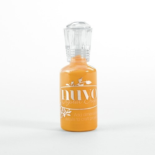 Nuvo crystal drops - english mustard 685N