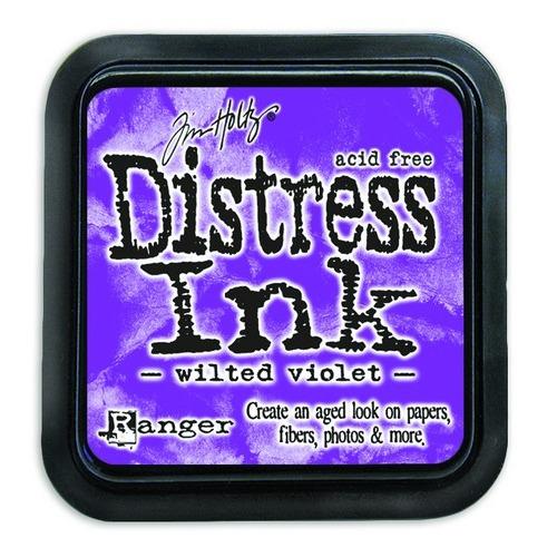 Ranger Distress Inks pad - wilted violet TIM43263 Tim Holtz