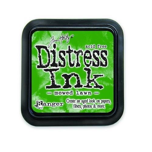 Ranger Distress Inks pad - mowed lawn TIM35008 Tim Holtz