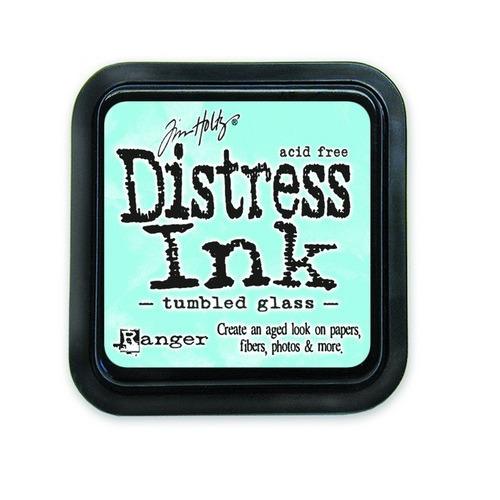 Ranger Distress Inks pad - tumbled glass stamp pad TIM27188 Tim Holtz