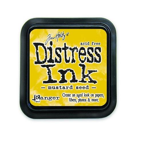 Ranger Distress Inks pad - mustard seed stamp pad TIM20226 Tim Holtz