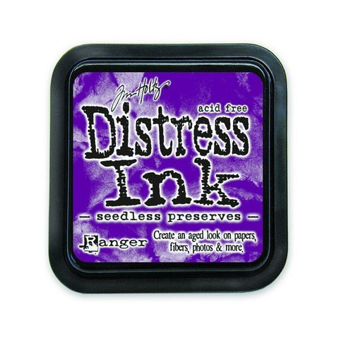 Ranger Distress Inks pad - seedless preserves TIM32847 Tim Holtz
