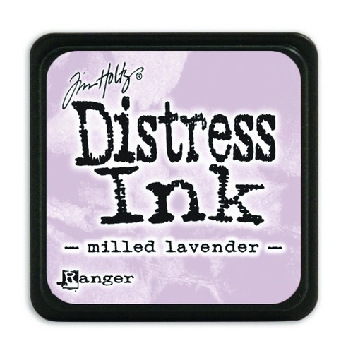 Ranger Distress Mini Ink pad - milled lavender TDP40026 Tim Holtz