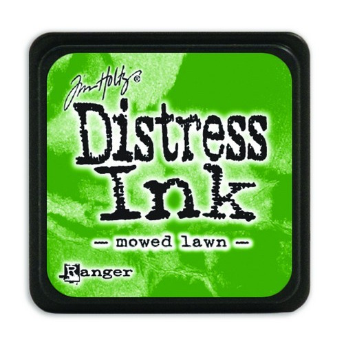 Ranger Distress Mini Ink pad - mowed lawn TDP40033 Tim Holtz