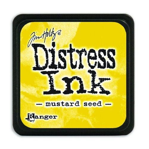 Ranger Distress Mini Ink pad - mustard seed TDP40040 Tim Holtz
