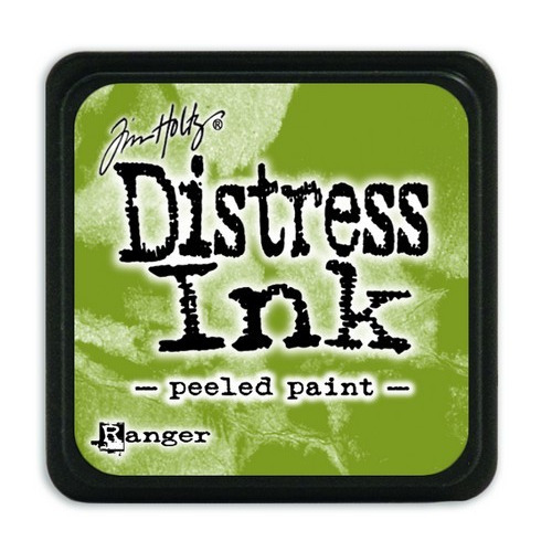 Ranger Distress Mini Ink pad - peeled paint TDP40071 Tim Holtz