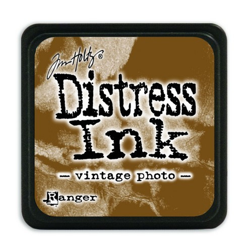 Ranger Distress Mini Ink pad - vintage photo TDP40262 Tim Holtz