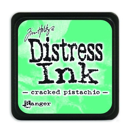 Ranger Distress Mini Ink pad - cracked pistachio TDP46776 Tim Holtz