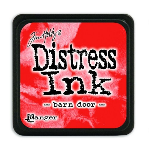 Ranger Distress Mini Ink pad - barn door TDP39853 Tim Holtz