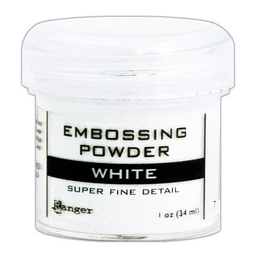 Ranger Embossing Powder 34ml - super fine white EPJ36678