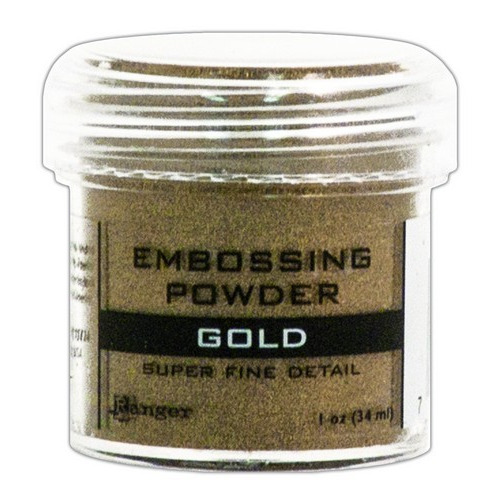 Ranger Embossing Powder 34ml - super fine gold EPJ37408