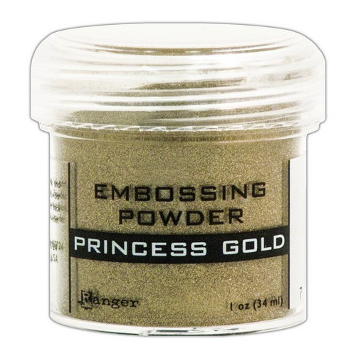 Ranger Embossing Powder 34ml - princess gold EPJ37477
