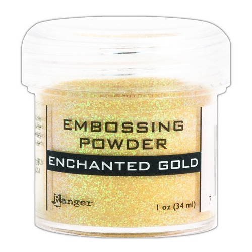 Ranger Embossing Powder 34ml - enchanted gold EPJ37491