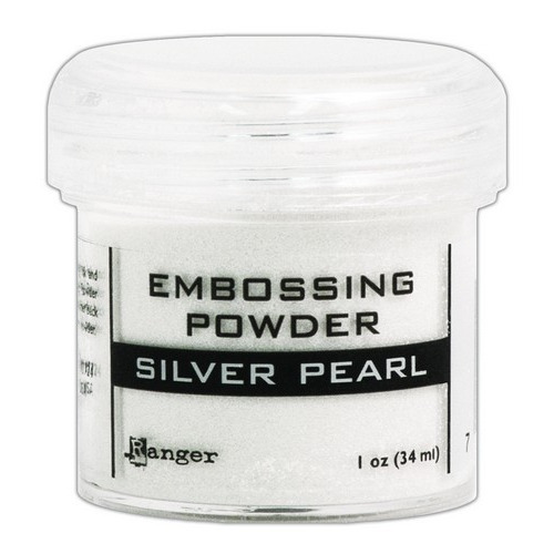 Ranger Embossing Powder 34ml - silver pearl EPJ37514